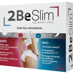 2Be Slim czyli 60 tabletek na odchudzanie-opinie