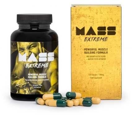 czy mass extreme działa?