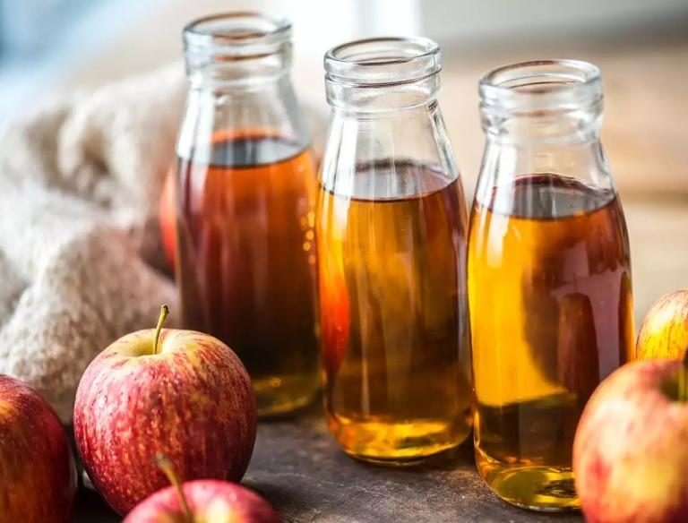 ocet jabłkowy pomaga schudnąć