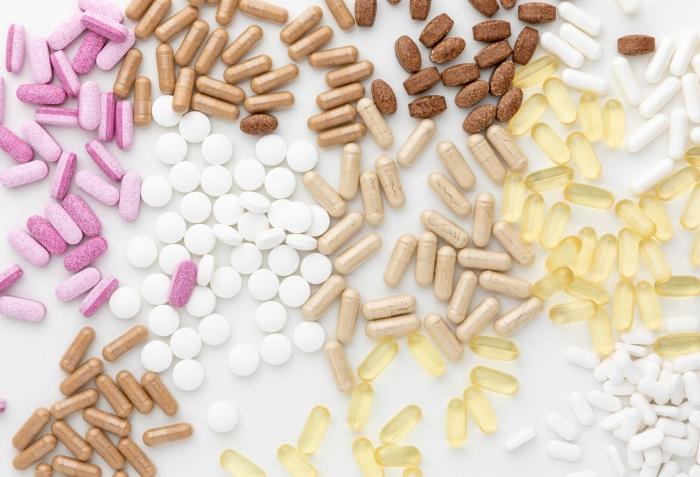witaminy na odchudzanie mogą pomóc